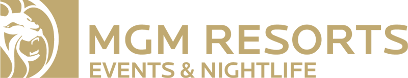 MGM Events & Nightlife Logo